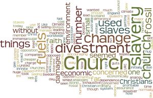 church divestment
