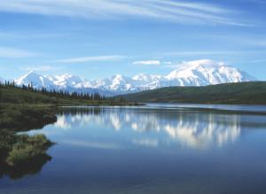 Wonder_Lake,_Denali